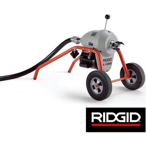 RIDGID Maszyna ze sprężynami w odcinkach K-1500 45312