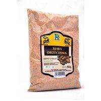 Mąka orzechowa - mielone orzechy 400g - radix marki Radix-bis