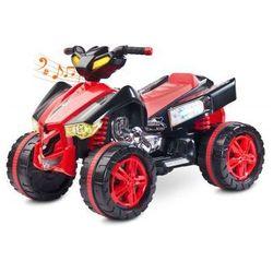 Toyz Raptor duży Quad na akumulator red nowość (dziecięcy pojazd elektryczny)