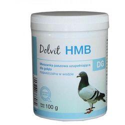 DOLFOS DG Dolvit HMB preparat dla gołębi stymulujący loty 100g ze sklepu Fionka.pl