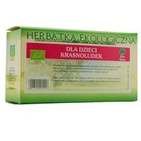 Dla dzieci Krasnoludek 20x2g - ekologiczna herbatka ekspresowa Dary Natury, 38D3-70