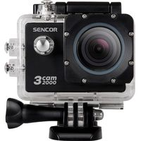 Kamera sportowa SENCOR 3CAM 2000 + DARMOWY TRANSPORT! z kategorii Kamery sportowe