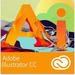illustrator cc pl multi european languages win/mac - subskrypcja (12 m-ce) wyprodukowany przez Adobe