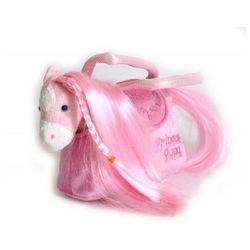 Torebka pluszowa dla dziewczynki różowy kucyk od producenta Legler