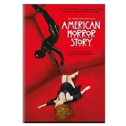 American horror story - sezon 1 (3xDVD) - Ryan Murphy z kategorii Seriale, telenowele, programy TV
