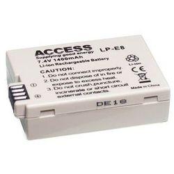 Akumulator ACCESS LP-E8 (canon)- darmowy odbiór osobisty! - produkt z kategorii- akumulatory dedykowane