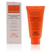 Collistar Protective Tanning Cream SPF 15 150ml W Opalanie (8015150260268)