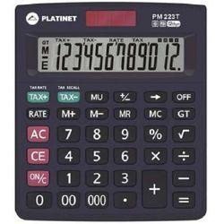 Platinet Kalkulator pm223t 12d tax 40468