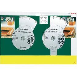 Tarcze diamentowe TS , 230 mm, 2 szt., Bosch