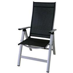 krzesło london silver-black, marki Rojaplast