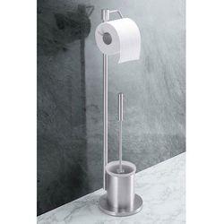 Zack Szczotka do wc z uchwytem na papier toaletowy marino