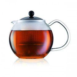 BODUM - Zaparzacz do herbaty, 0,5l. czarny,Assam