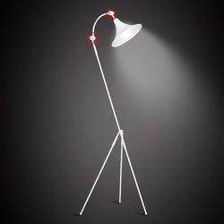 Lampa stojąca podłogowa antika white 1x60w e27 biała 783a1 marki Aldex