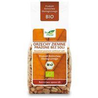 Bio planet - seria brązowa (orzechy i pestki) Orzechy ziemne prażone bez soli bio 150 g - bio planet