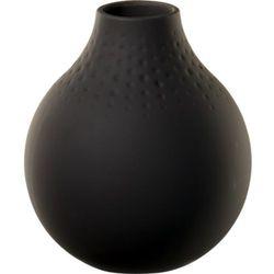 Villeroy & boch - collier perle noir wazon niski