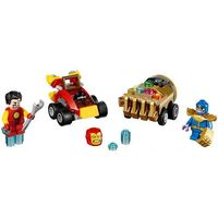 Lego SUPER HEROES Marvel., iron man kontra thanos 76072