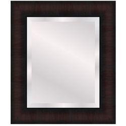 Lustro Arden brązowy, 325-W592T 40X50