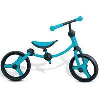 Milly mally Rowerek biegowy smart trike niebiesko-czarny, kategoria: rowerki biegowe