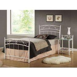 Łóżko SIGNAL SIENA 90x200 biały