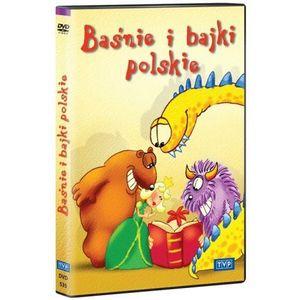 Telewizja polska Bajki i baśnie polskie część. 2 - od 24,99zł darmowa dostawa kiosk ruchu (5902739660096)