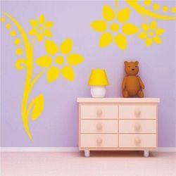 Kwiaty 55 szablon malarski marki Deco-strefa – dekoracje w dobrym stylu