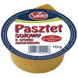 Sante Pasztet sojowy klasyczny 113 g - sprawdź w wybranym sklepie