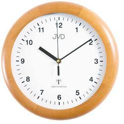 Zegar sterowany radiem rh2341/68 by marki Jvd