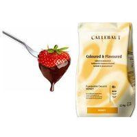Czekolada z miodem do fondue oraz fontann | 2,5 kg marki Callebaut