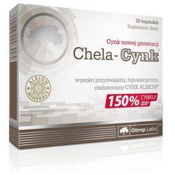 Olimp chela cynk 15mg 30 kaps. wyprodukowany przez Olimp labs