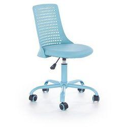 Krzesło dziecięce pure niebieski marki Halmar