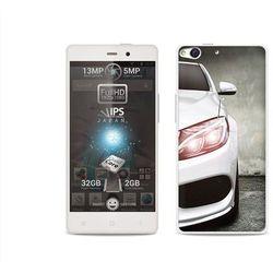 Foto Case - Allview X1 Soul - etui na telefon Foto Case - biały samochód z kategorii Futerały i pokrowce do