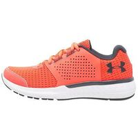 Under Armour MICRO G FUEL RN Obuwie do biegania treningowe london orange/white/rhino gray