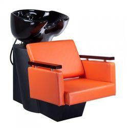 Myjnia fryzjerska milo br-7825 pomarańczowy, marki Vanity