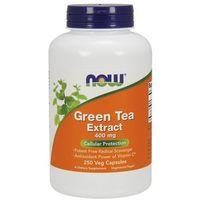 Now Foods Green Tea Extract 400mg 250 kaps.