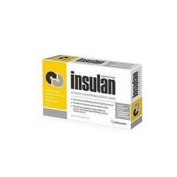 Insulan, 60 tabletek - sprawdź w wybranym sklepie