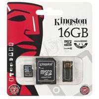 Kingston Multi-Kit MBLY10G2/16GB class 10 - produkt z kategorii- Pozostałe komputery
