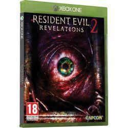 Resident Evil Revelations 2, gra na XOne