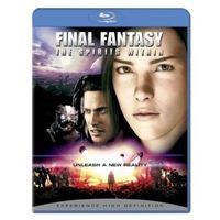 Final Fantasy: The Spirits Within (Blu-Ray) - Imperial CinePix (5050629197167)
