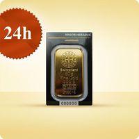 50 g Sztabka złota - wysyłka 24 h! - 24 h