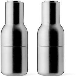 Młynek 2 szt bottle grinder brushed steel marki Menu