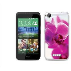 Foto Case - HTC Desire 320 - etui na telefon Foto Case - fioletowa orchidea - sprawdź w wybranym sklepie
