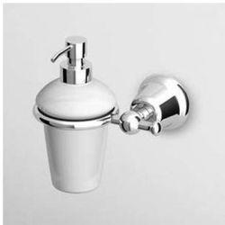 Zucchetti  delfi dozownik do mydła, naścienny zac215, kategoria: dozowniki mydła
