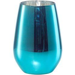 Schott Zwiesel - Vina Shine Komplet 6 szklanek w kolorze niebieskim