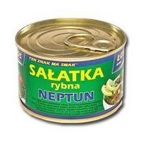 Łosoś Sałatka rybna neptun 170 g  ustka (5901069000305)