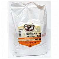 Mąka gryczana pełnoziarnista 500g smajstrla marki Bio planet