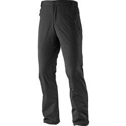 Spodnie Nova Softshell Black (XL), spodnie męskie Salomon