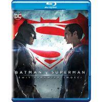 Batman v Superman: Świt sprawiedliwości (Blu-Ray) - Zack Snyder (7321999342104)