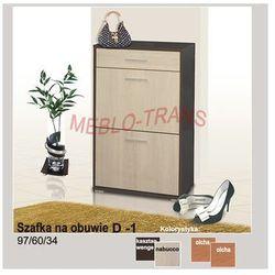 Szafka na obuwie d-1 marki Meblotrans