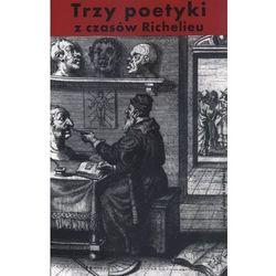 Trzy poetyki z czasów Richelieu (Chapelain Jean)