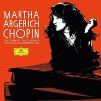 Chopin The Complete Chopin Recordings On Deutsche Grammophon (CD) - Martha Argerich